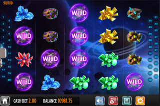 Robotnik Mobile Slot Screenshot
