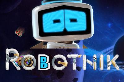 Robotnik Mobile Slot Logo