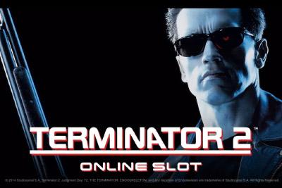 Terminator 2 Slot Coming to Microgaming Casinos in June