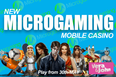 microgaming casino signup bonus