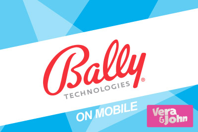 Play Bally Technology Slots at Vera&John Casino