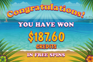 Beach Babes Mobile Slot Free Spins Win