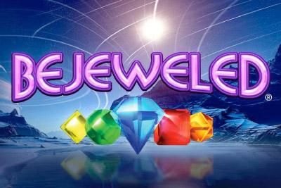 Bejeweled Mobile Slot Logo