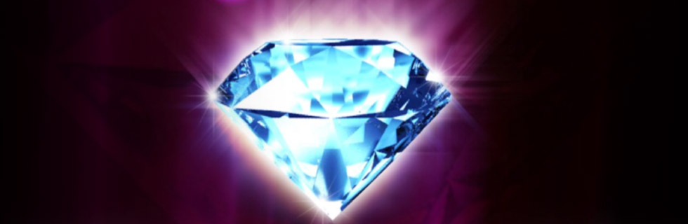 Dazzling Diamonds slot dazzles at Casumo casino