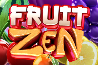 Fruit Zen Mobile Slot Logo
