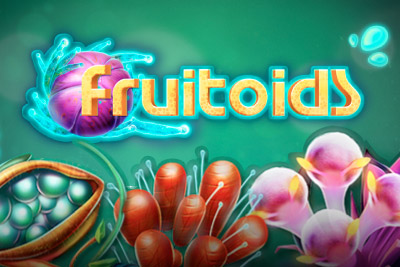 Fruitoids Mobile Slot Logo