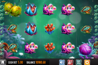 Fruitoids Mobile Slot Screenshot
