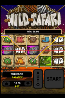 Go Wild On Safari Mobile Slot Win