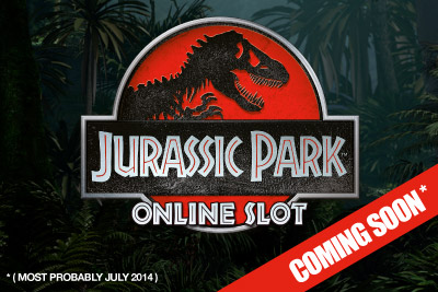 Jurassic Park Slot is Set to Launch Soon - Probably July 2014