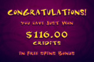 Mad Hatters Mobile Slot Free Spins Win