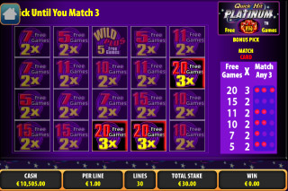 Quick Hit Platinum Mobile Slot Free Games