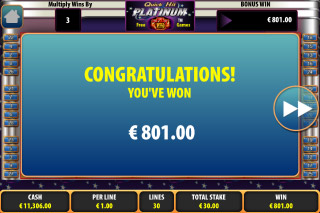 Quick Hit Platinum Slot Free Games Win