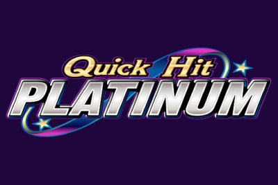 Quick Hit Platinum Slot Logo