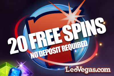 Get your Starburst Free Spins at Leo Vegas Mobile Casino
