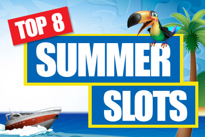 Top Slots for Mobile with a Summer Theme