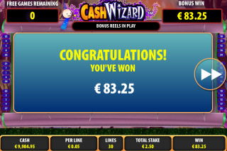 Cash Wizard Mobile Slot Free Games Win