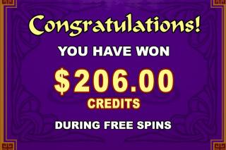 Kathmandu Mobile Slot Free Spins Win