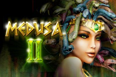 Medusa II Mobile Slot Logo