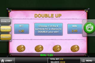 Monster Smash Mobile Slot Gamble Feature