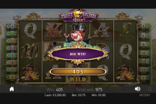 Piggy Riches Touch Big Win