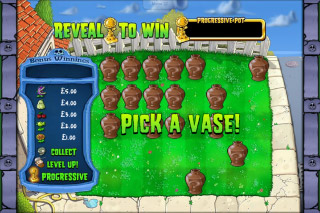 Plants Vs Zombies Slot Pick Me Bonus
