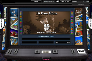Snapshot Mobile Slot Free Spins