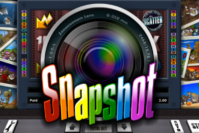 Snapshot Mobile Slot Logo