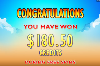 Summertime Mobile Slot Free Spins Win