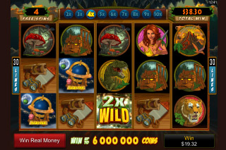 The Grand Journey Mobile Slot Free Spins Game