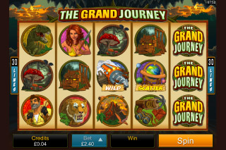 The Grand Journey Mobile Slot Game