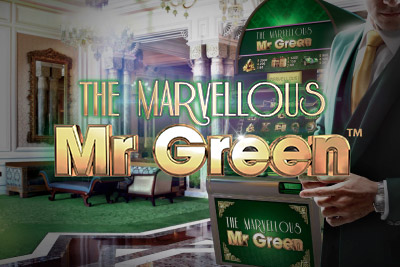 The Marvellous Mr Green Free Logo
