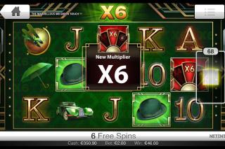 The Marvellous Mr Green Multiplier