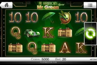 The Marvellous Mr Green Screenshot