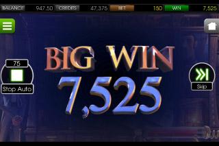 Dr Jekyll & Mr Hyde Mobile Slot Big Win