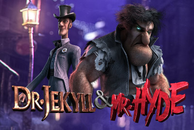 Dr Jekyll & Mr Hyde Slot Logo