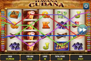 Havana Cubana Mobile Slot Win