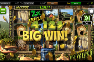 It Came From Venus Slot Big Win