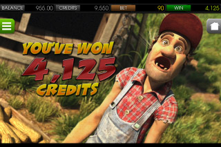 It Came From Venus Slot Bonus Win