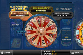 Jazz of New Orleans Slot Jackpot Bonus Games