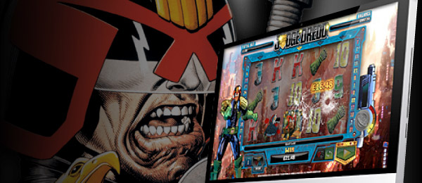 Judge Dredd Online Slot Screenshot