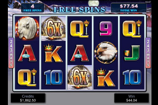 Mystic Dreams Mobile Slot Free Spins