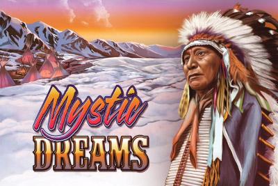 Mystic Dreams Mobile Slot Logo