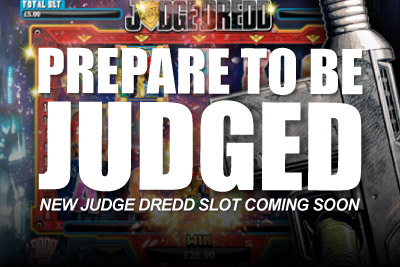 Prepare to be Judged. New Slot Coming Soon.