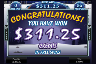 Silver Fang Mobile Slot Free Spins Win