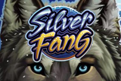 Silver Fang Mobile Slot Logo