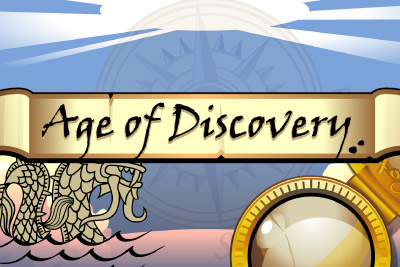 Age of Discovery Slot Logo