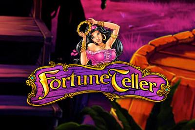 Fortune Teller Slot Logo