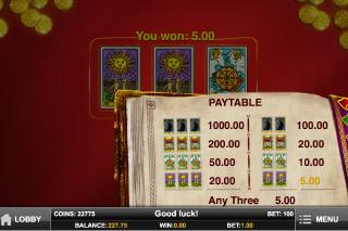 Fortune Teller Slot Pick Me Bonus