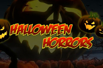 Halloween Horrors Slot Logo