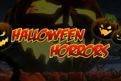Halloween Horrors Slot Logo